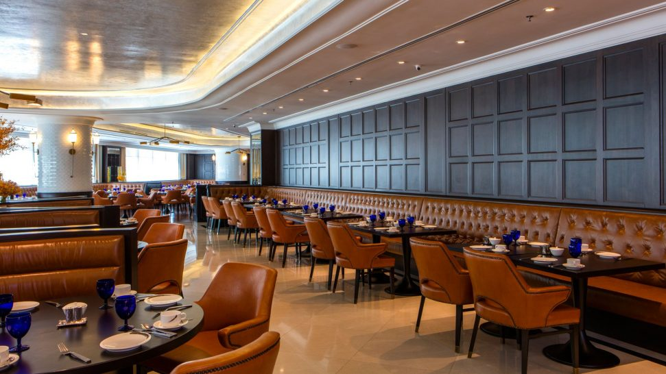 The Ritz Carlton Kuala Lumpur The Cobalt Room