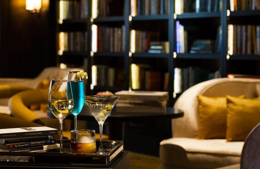 The Ritz Carlton Kuala Lumpur The Library