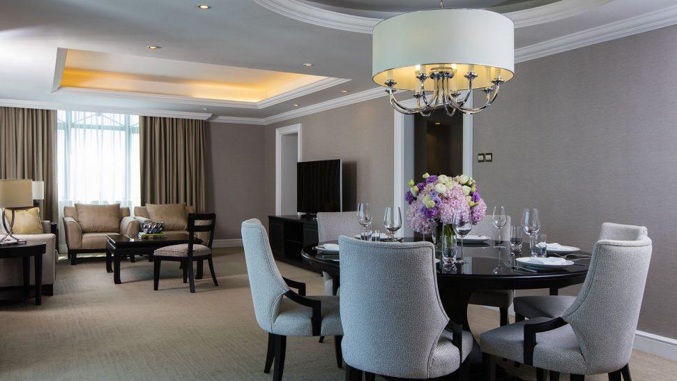 The Ritz Carlton Kuala Lumpur Three Bedroom Suite