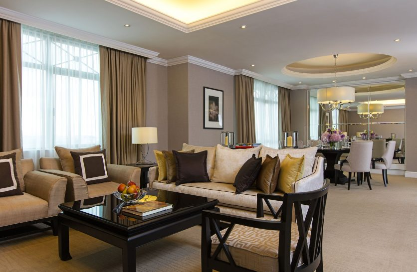 The Ritz Carlton Kuala Lumpur Two Bedroom Suite