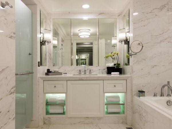 The Ritz Carlton Kuala Lumpur Washroom