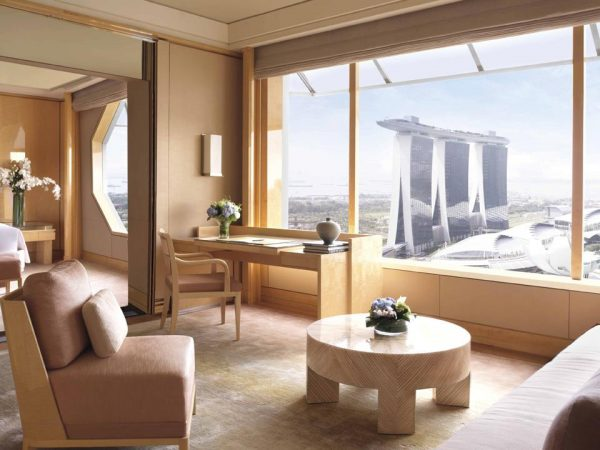 The Ritz Carlton Millenia Singapore Club Deluxe Kallang