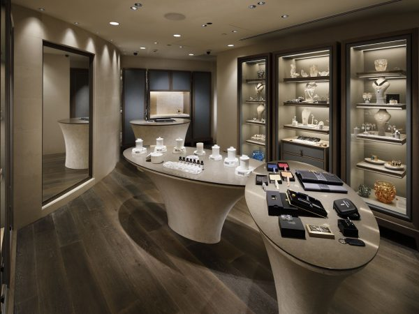 The Ritz Carlton Millenia Singapore Gift Shop