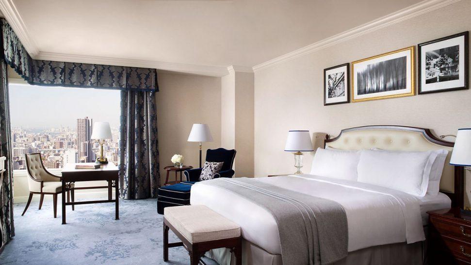 The Ritz Carlton Osaka Club Deluxe