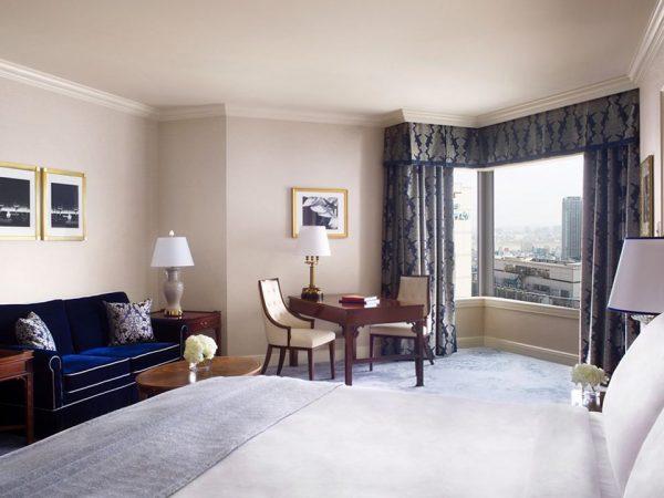 The Ritz Carlton Osaka Club Junior Suite