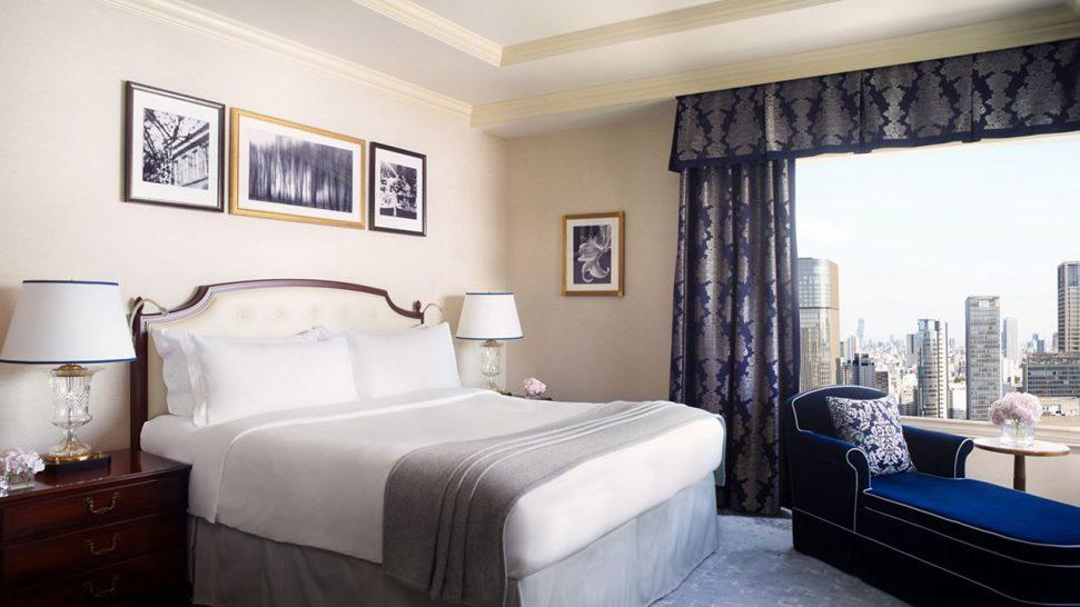 The Ritz Carlton Osaka Club Suite