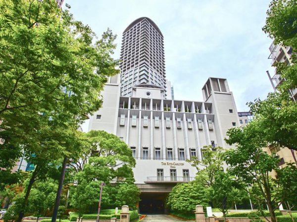 The Ritz Carlton Osaka Exterior