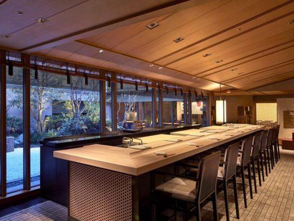 The Ritz Carlton Osaka Interior
