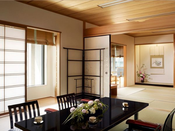 The Ritz Carlton Osaka Japanese Suite