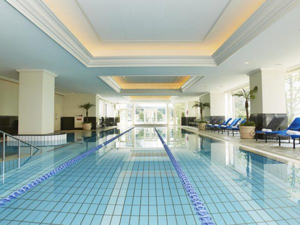 The Ritz Carlton Osaka Spa Pool