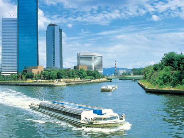 The Ritz Carlton Osaka Suijo Bus Aqua Liner