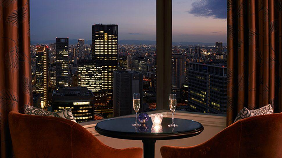 The Ritz Carlton Osaka Sunset View