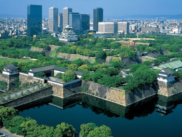 The Ritz Carlton Osaka Top View