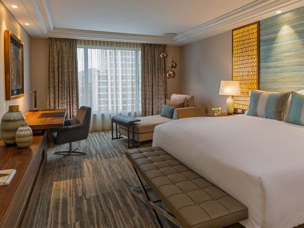The Ritz-Carlton Santiago Club Room