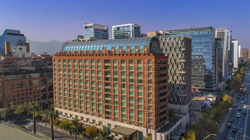 The Ritz Carlton Santiago Exterior