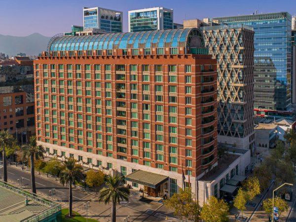 The Ritz-Carlton Santiago Exterior