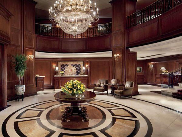 The Ritz-Carlton Santiago Interior