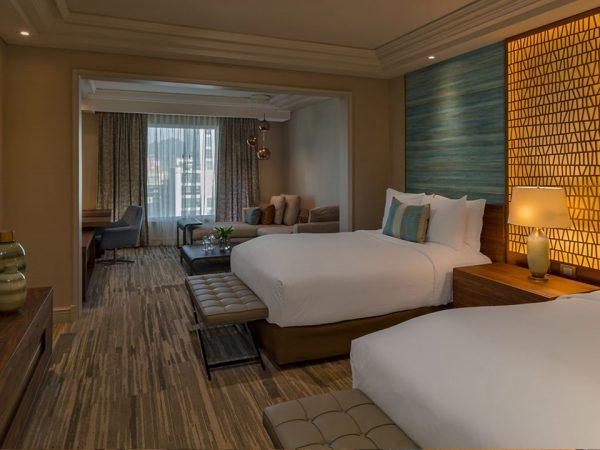 The Ritz-Carlton Santiago Junior Suite