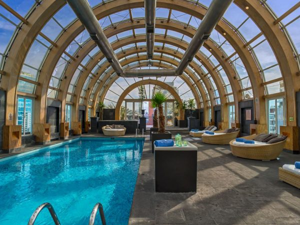The Ritz-Carlton Santiago Pool