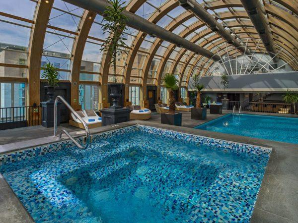 The Ritz-Carlton Santiago Pool View