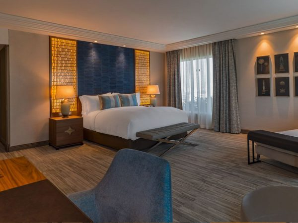 The Ritz-Carlton Santiago Presidential Suite