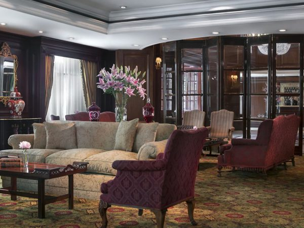 The Ritz-Carlton Santiago The Lobby Lounge