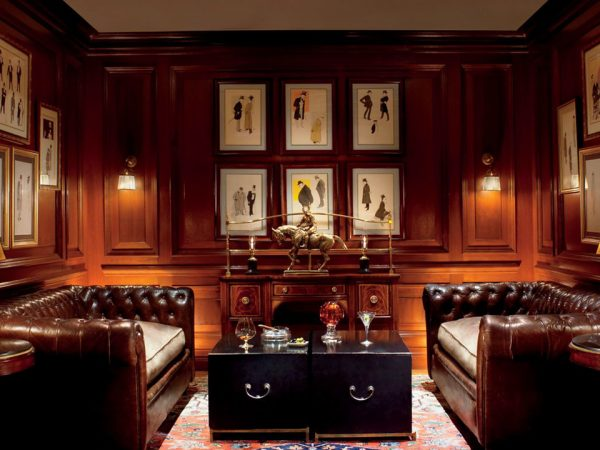 The Ritz-Carlton Santiago The Ritz-carlton Bar