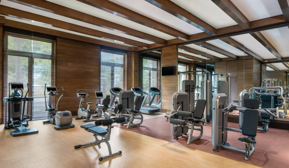 The St. Regis Langkawi Gym