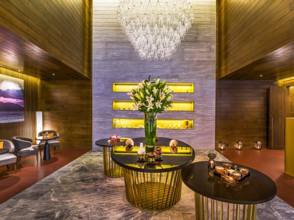 The St. Regis Langkawi Iridium Spa Reception