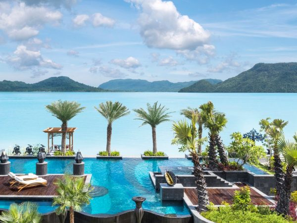 The St. Regis Langkawi Main Pool