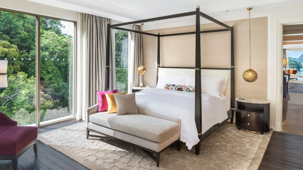 The St. Regis Langkawi Panoramic Suite