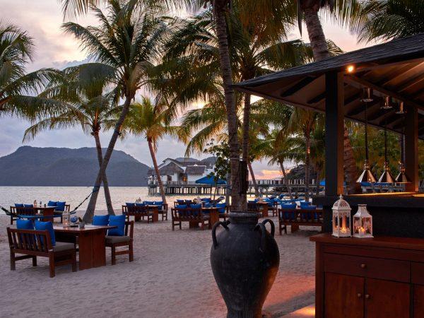 The St. Regis Langkawi Pantai Grill