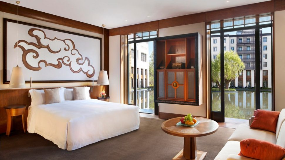 The St. Regis Lhasa Resort Classic Deluxe Room