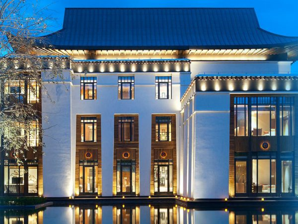 The St. Regis Lhasa Resort Exterior Villa