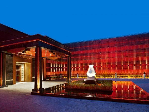 The St. Regis Lhasa Resort Exterior