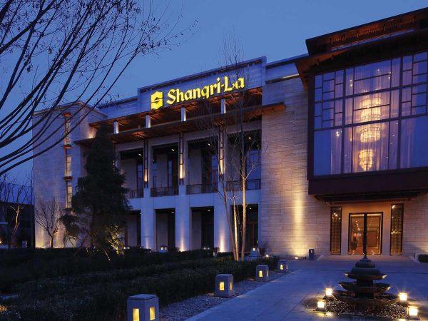 The St. Regis Lhasa Resort Front