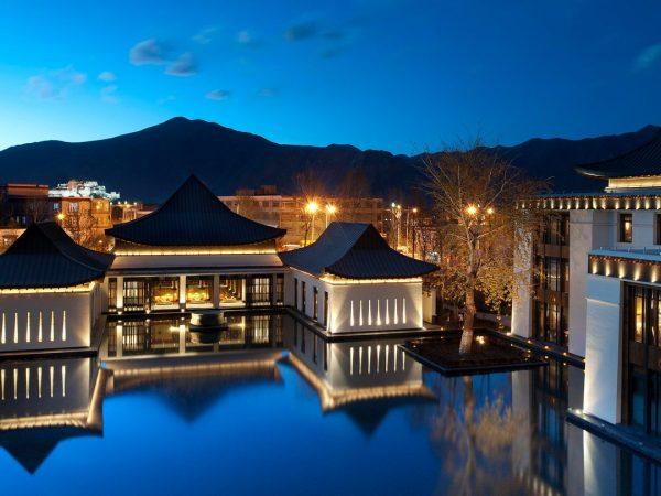 The St. Regis Lhasa Resort Lake