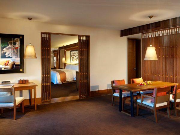 The St. Regis Lhasa Resort Lhasa Suite