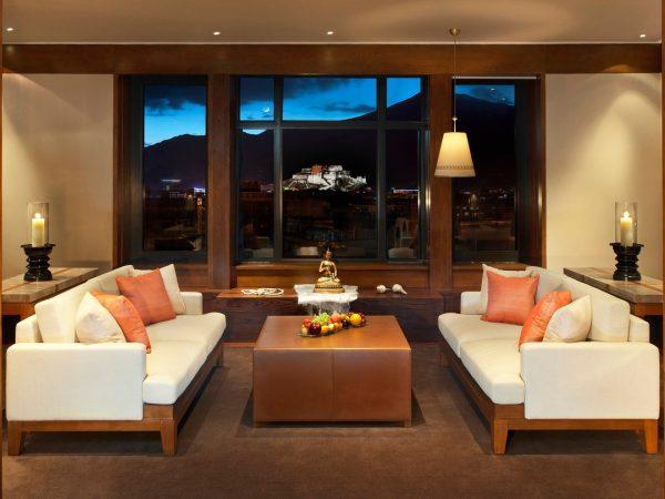 The St. Regis Lhasa Resort Living Room