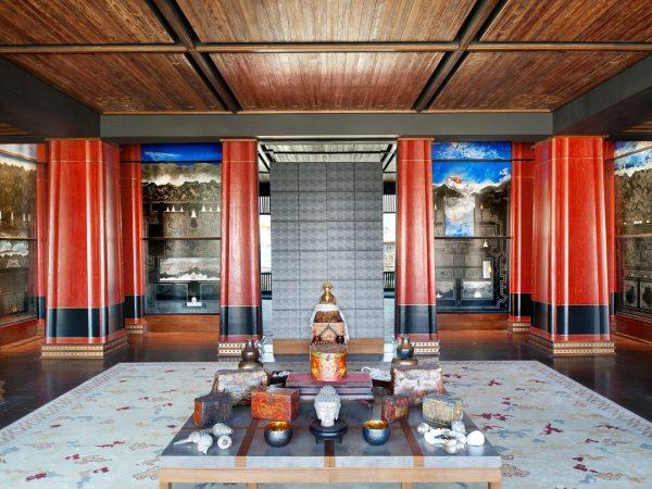 The St. Regis Lhasa Resort Lobby