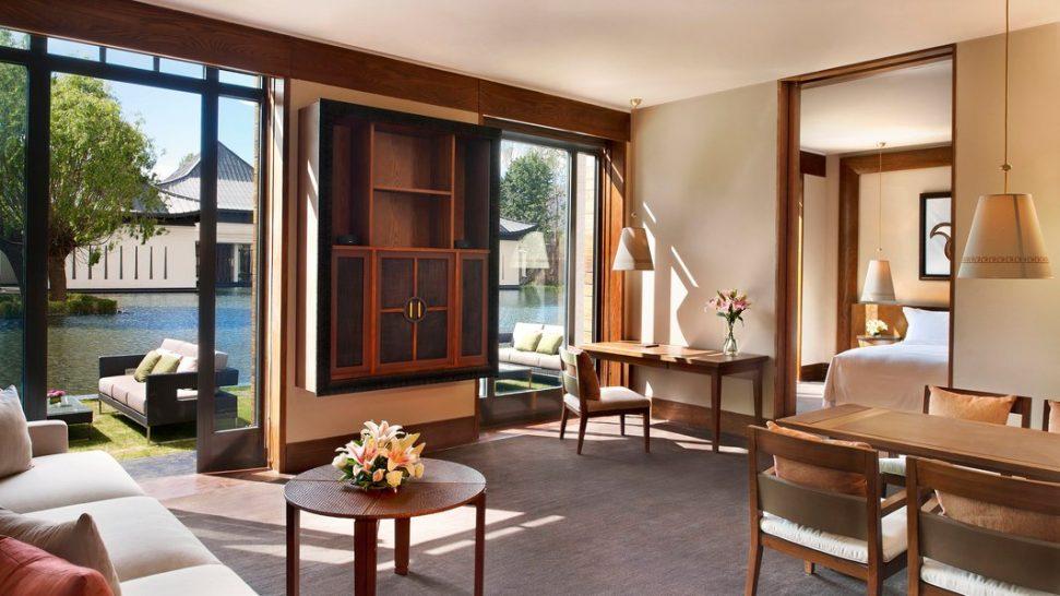 The St. Regis Lhasa Resort Shigatse Suite