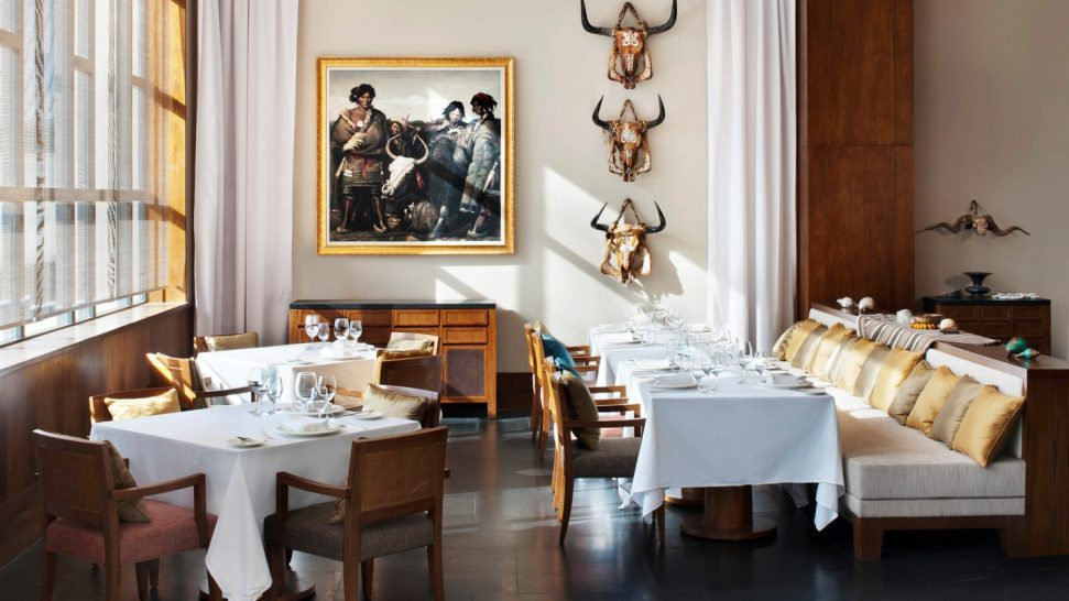The St. Regis Lhasa Resort Social Restaurant
