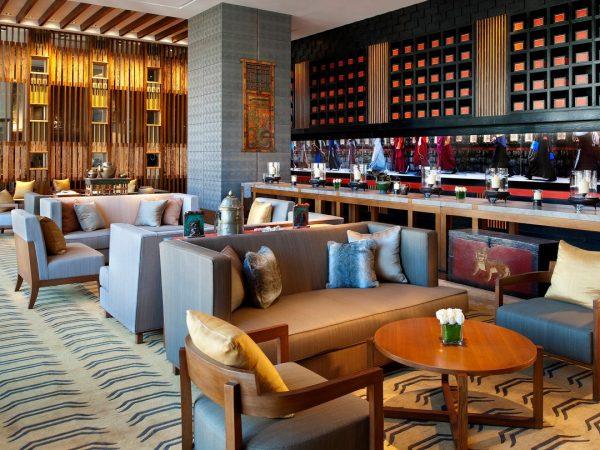 The St. Regis Lhasa Resort Tea-Room