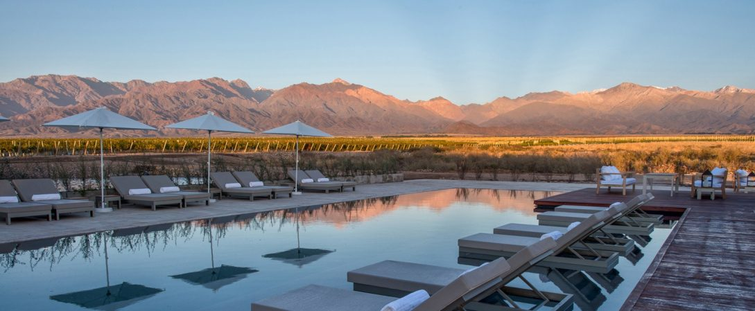The Vines Resort and Spa Mendoza Pool