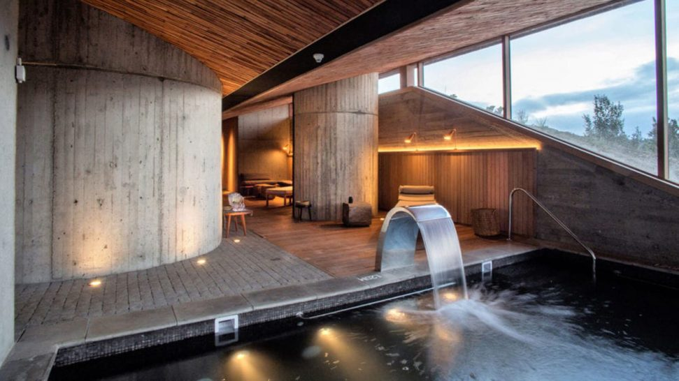 Tierra Chiloe Hotel and Spa Pool