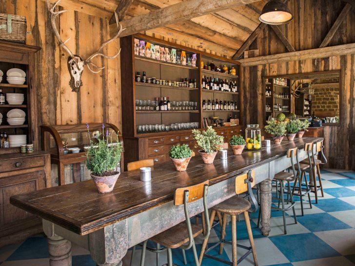 Treetops Lodge Estate Fram House Bar
