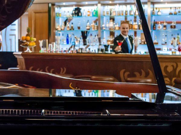 Tschuggen Grand Hotel Bar