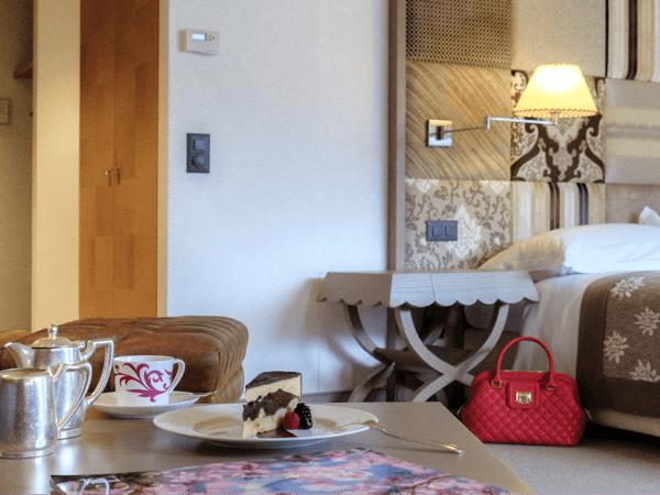 Tschuggen Grand Hotel Deluxe Double Rooms