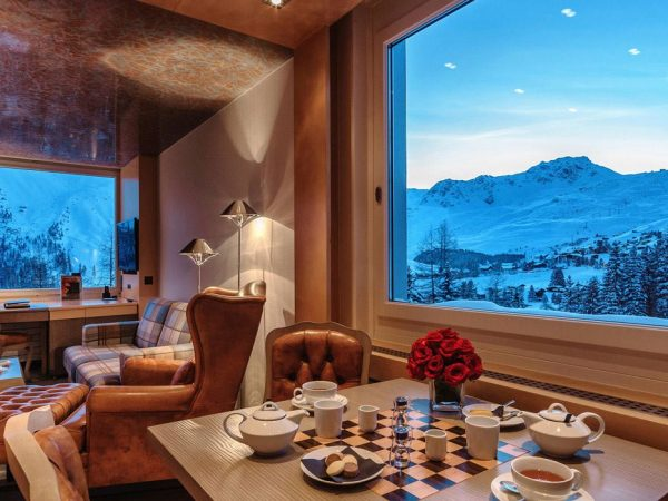 Tschuggen Grand Hotel Family Suites