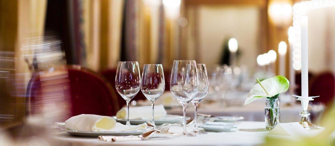 Tschuggen Grand Hotel Grand Restaurant